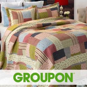 Up to 67% Off Lavish Home Printed Pattern Quilt Set