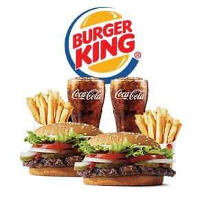 $8.99 Impossible Whopper Meal for 2