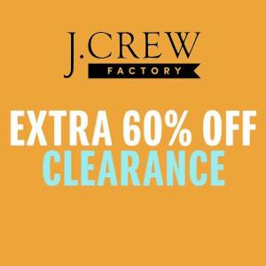 Extra 60% Off Clearance With Code