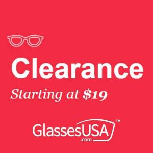 Clearance Sale: Complete Pair From Just $19