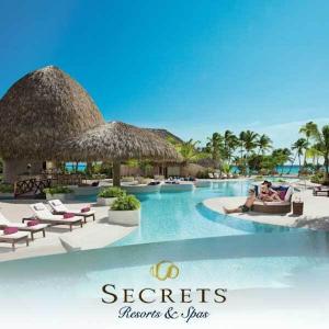 Secrets Resorts & Spas Upgrade Sale