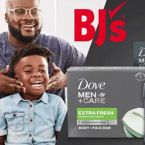 $5 Off With Purchase of 2 Dove + Men Care Items