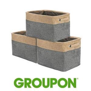 31% Off Large Storage Baskets (3-Pack)