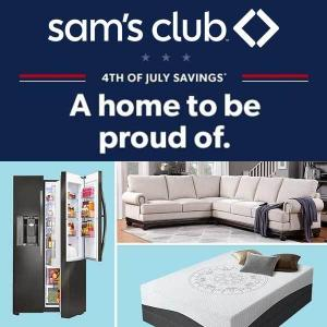 Up to $1,000 Off in 4th of July Home Event