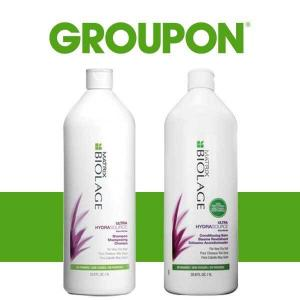 33% Off Matrix Biolage Ultra Hydrasource Duo