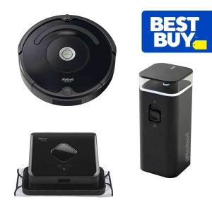Save on Select Roomba Robot Vacuums & Braava Robot Mops