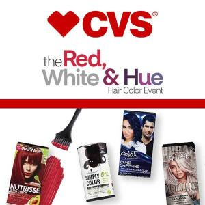 $5 ExtraBucks Rewards When You Spend $25 on Select Hair Color
