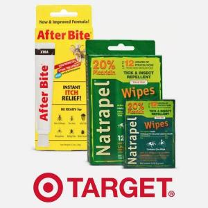 Save on Insect Repellent