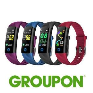 66% Off JYouPro Smart Fitness Tracker w/ Heart Rate & BP Monitor