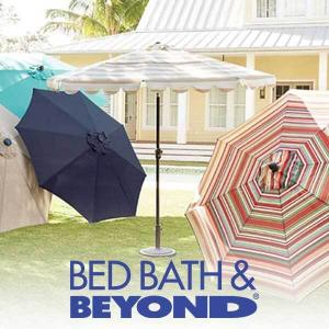 50% Off Select Patio Umbrellas