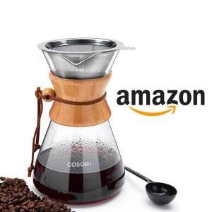 10% Off Cosori Pour Over Coffee Maker
