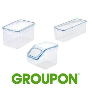 Up to 37% Off Easy Essentials Pantry Food Storage Containers