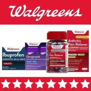 Buy 1, Get 1 50% Off Walgreens Brand Items