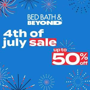 Up to 50% Off July 4th Sale