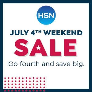 July 4th Weekend Sale