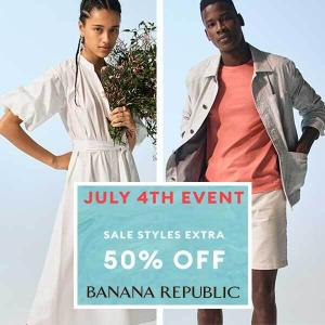 40% Off Regular-Priced Styles + Extra 50% Off Sale Styles