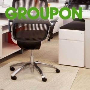 "32% Off iMounTEK 36"" x 48"" PVC Floor Protector Mat"