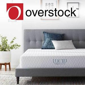 Extra 15% Off Select Mattresses by Lucid Comfort Collection