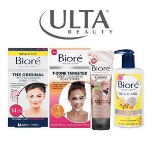 Buy 1, Get 1 40% Off Select Biore Skin Care