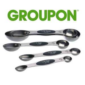32% Off Prepworks Stainless Steel Magnetic Measuring Spoon