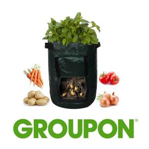 58% Off Inverlee DIY PE Cloth Potato Grow Planter