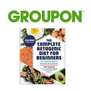 25% Off The Complete Ketogenic Diet for Beginners