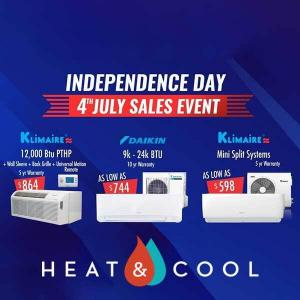 Independence Day 4th of July Sale