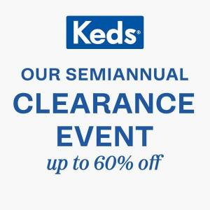 Up to 60% Off Women's Footwear in Semi-Annual Clearance