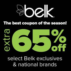 Black Friday in July: Up to Extra 65% Off Belk Exclusives & More