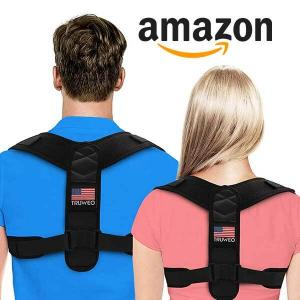 39% Off Posture Corrector with Upper Back Support