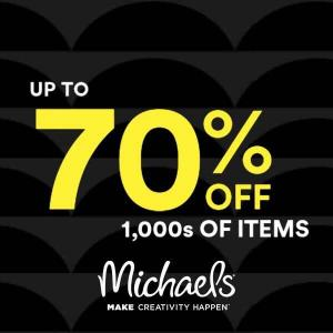 Up to 70% Off Thousands of Items in Mega Clearance Event