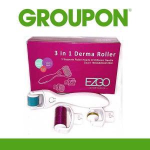65% Off 540-Needle Titanium Premium Micro Derma Roller