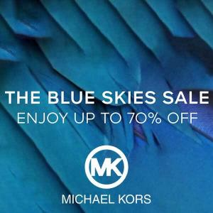 Blue Skies Sale: Up to 70% Off
