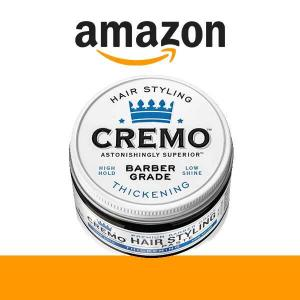 10% Off Cremo Premium Barber Grade Hair Styling Thickening Paste