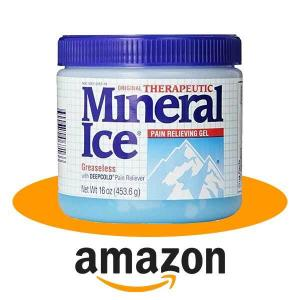 20% Off Mineral Ice Therapeutic Pain Relieving Gel