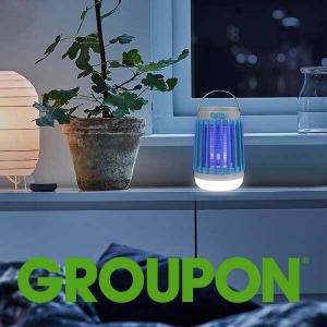 20% Off Solar Mosquito Killer Lamp