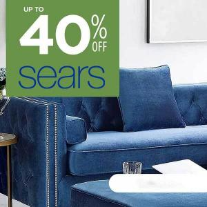 Up to 40% Off Home
