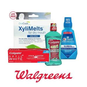 Buy 2, Get 3rd Free Oral Care Products