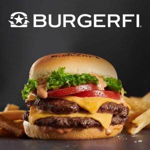 Half Off Double Cheeseburger w/ Regular French Fries