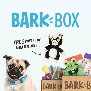 Free Skunk Toy With Multi-Month Subscription