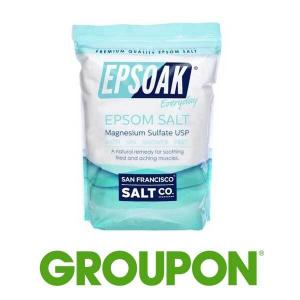 20% Off Epsoak Epsom Salt