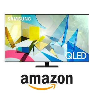 Up to 20% Off on Samsung QLED TVs with Alexa Built-In