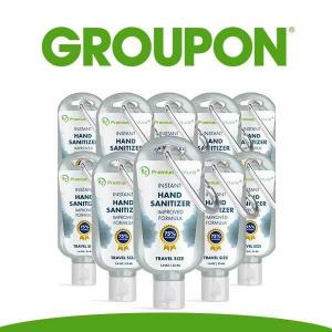Up to 53% Off Hand Sanitizer Gel with  Aloe Vera