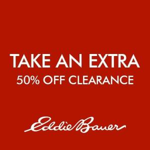 Extra 50% Off Clearance with Code