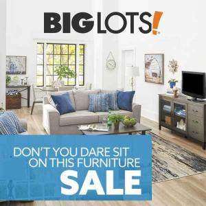 Up to $100 Off Select Furniture