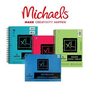 Buy 1, Get 1 50% Off Canson Artist Pads & Paper