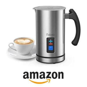 15% Off iTeknic Milk Frother