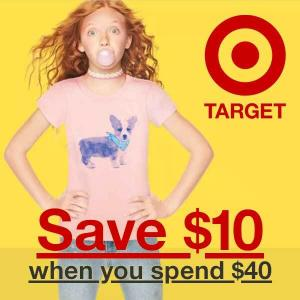 Save $10 When You Spend $40 Kids Clothing Deals