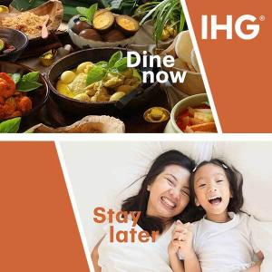 Dine and Earn Your Next Stay