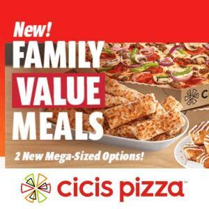 $21.99 New Mega-Sized Family Value Meals